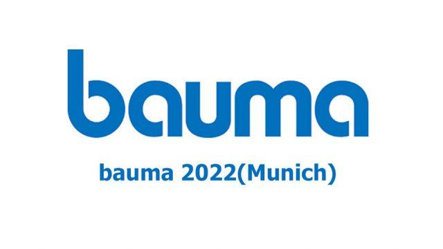BAUMA-MONACO 4-10 Aprile 2022